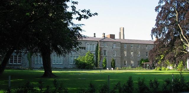 Albert College building, DCU