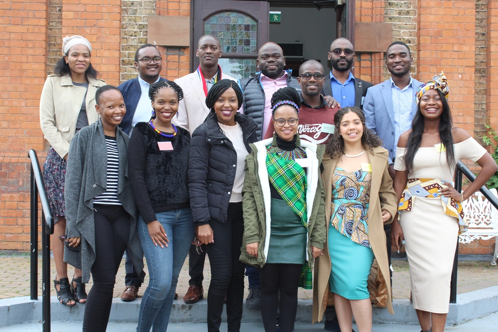 2018 Kader Asmal Fellows from South Africa