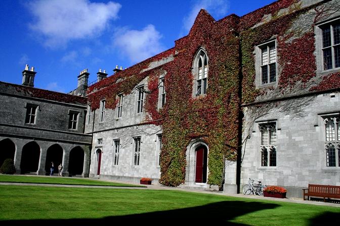 National university of ireland galway quad building