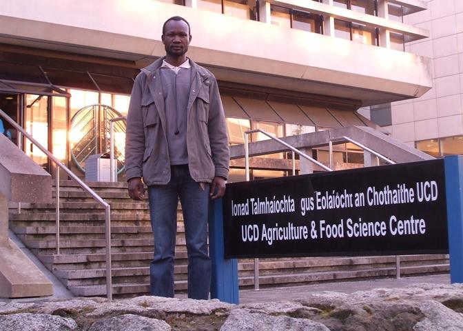 Ben Koryang Baatom (Uganda)