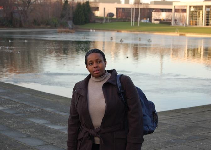 Eunice Tumwebaze (Uganda)